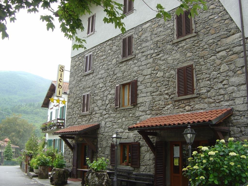 Hotel Sichi - Esterno struttura