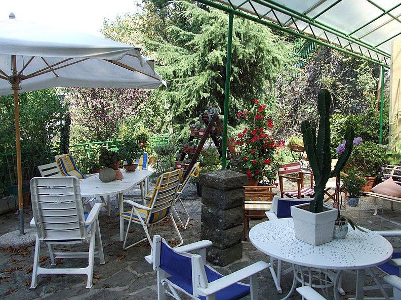Hotel Villa Patrizia - Terrazza