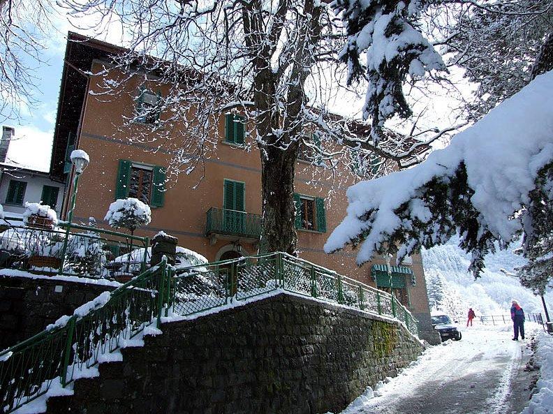 Hotel Villa Patrizia - La struttura