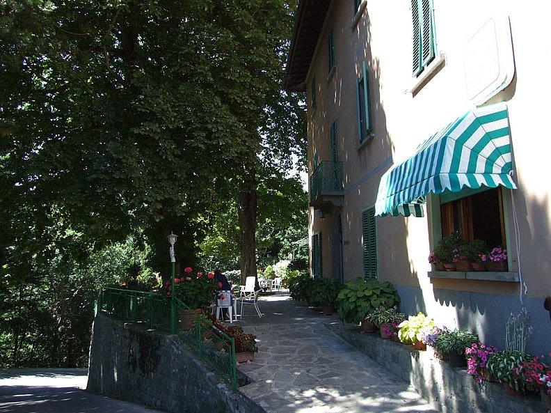 Hotel Villa Patrizia - Esterno struttura