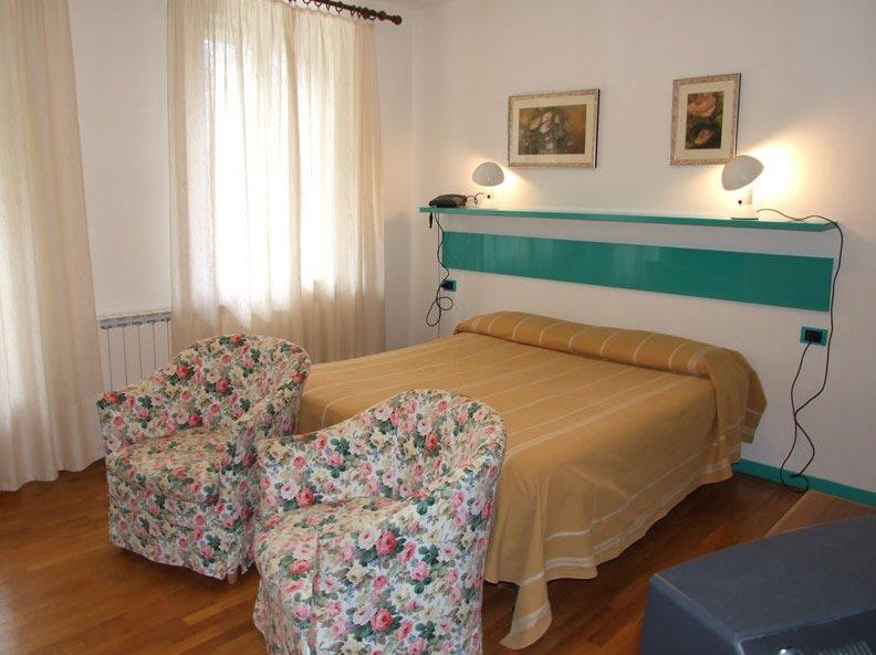 Hotel Villa Patrizia - Una camera